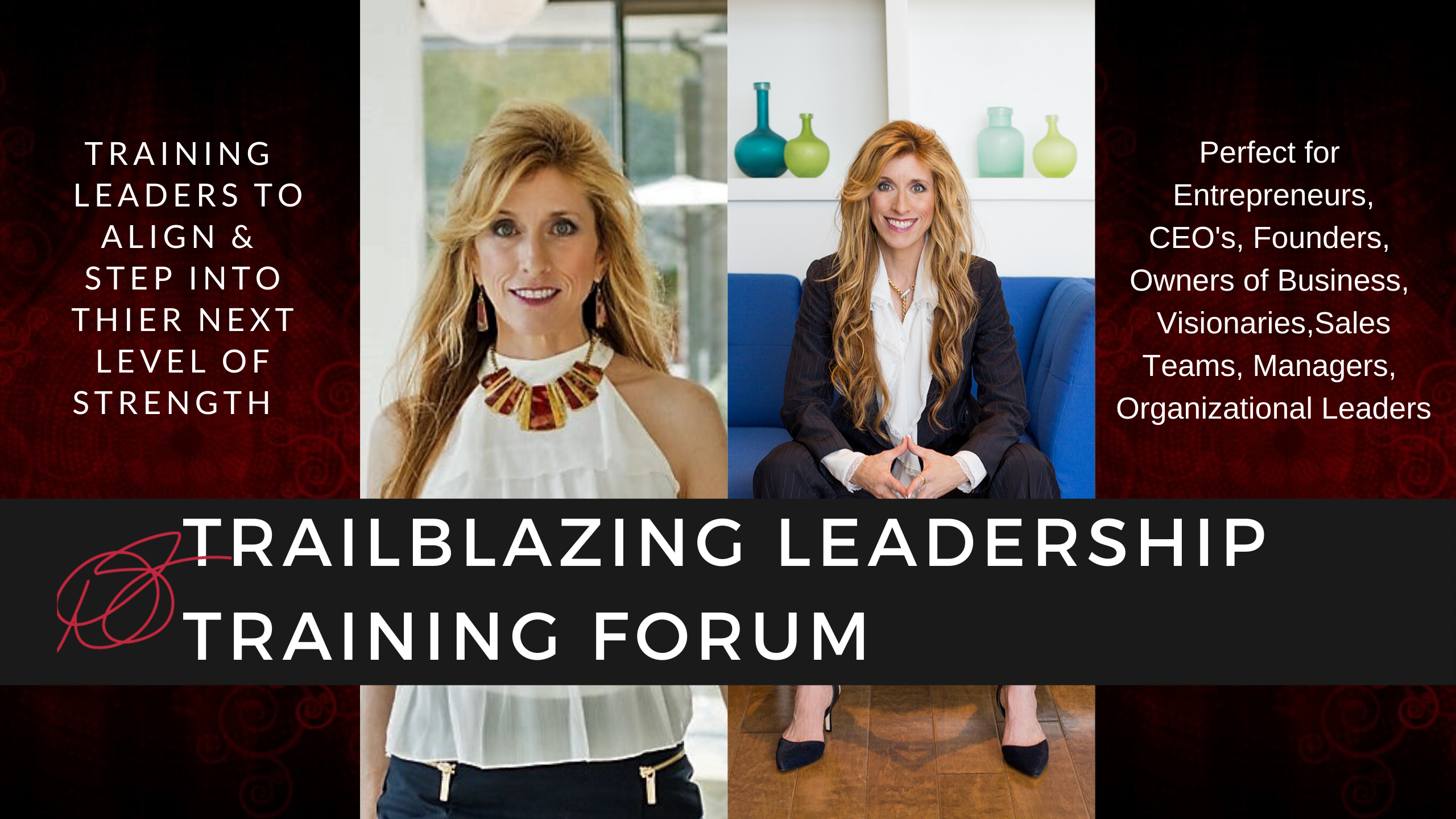 Thrive Right Executive Leadership Training Forum & Network