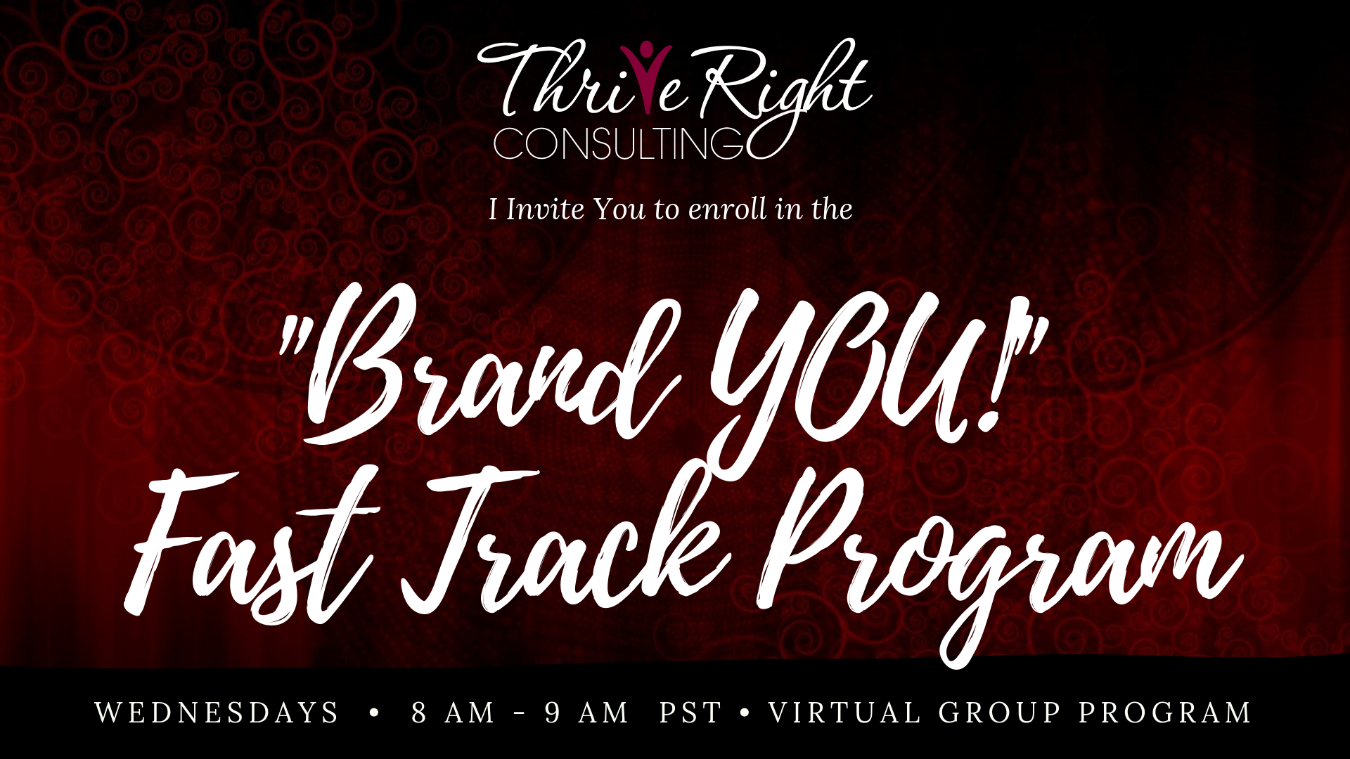 BRAND YOU!  Women's 6 Week Leadership Branding Development Program