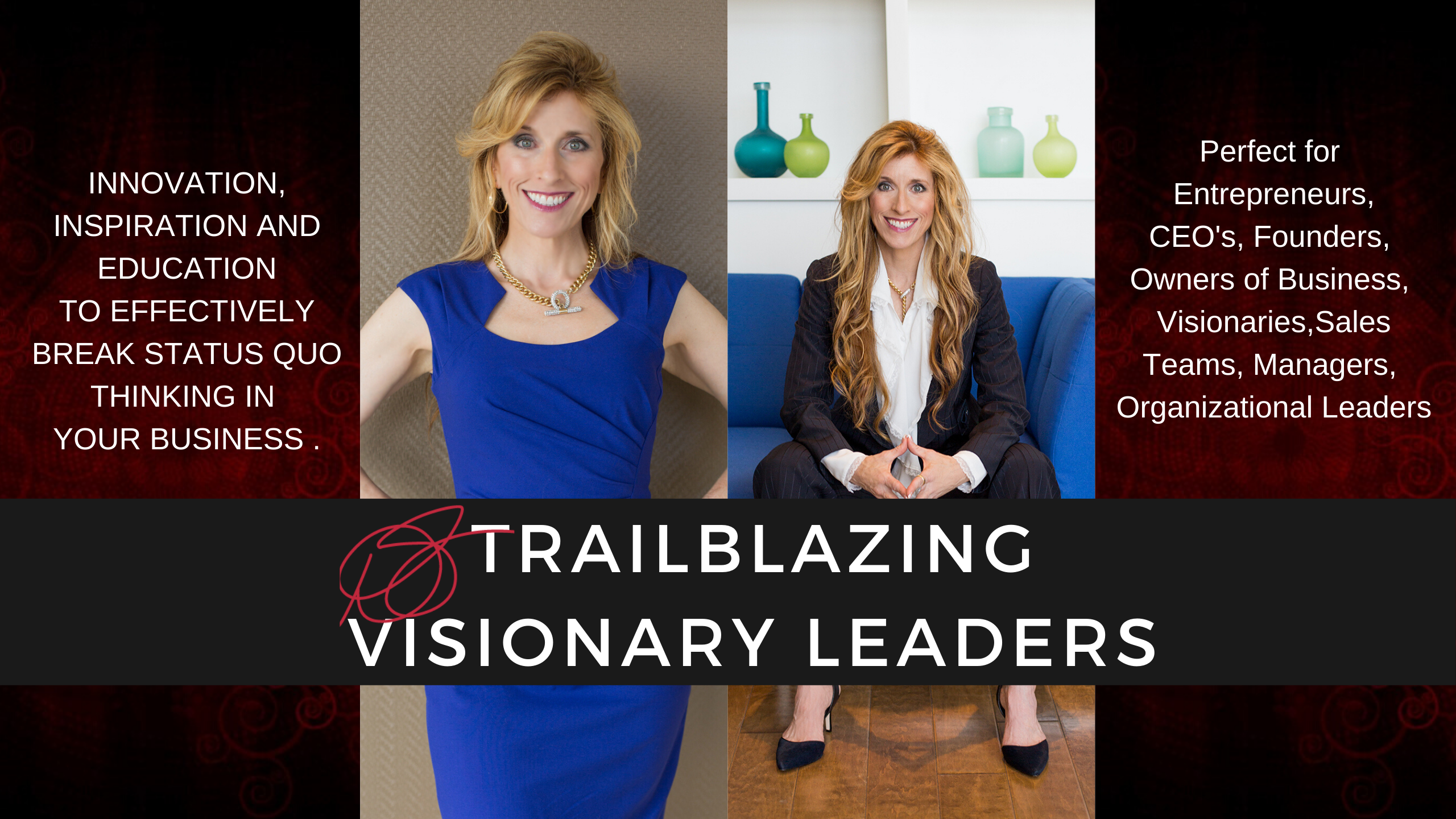 Thrive Right Trailblazing Leadership Training Forum